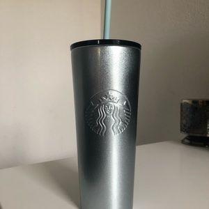 Starbucks Frozen- Elsa Tumbler